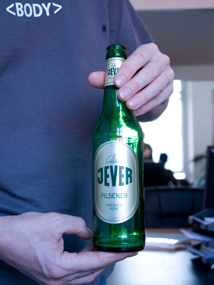 Jever Dutch Translation Sprint