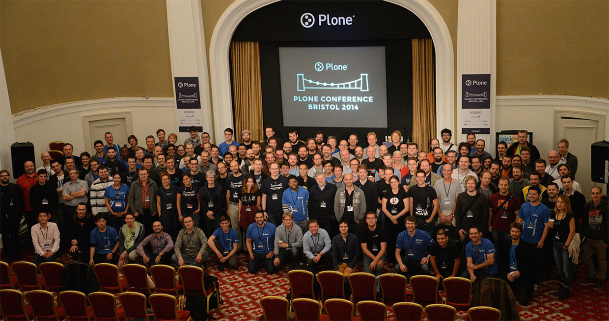Plone Conf 2014 Group Photo