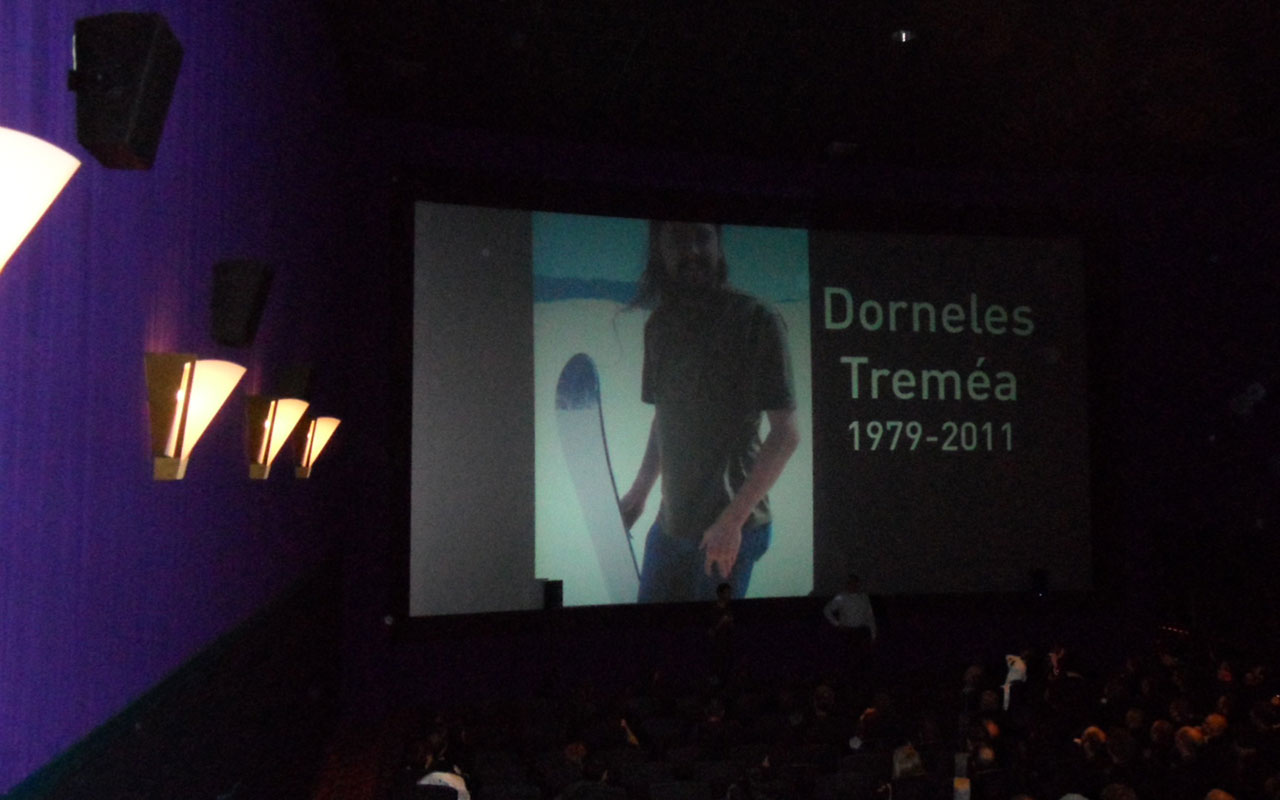 Tribute Dorneles Tremea